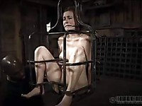 Mattie Borders endures the roughest most hardcore bondage fetish action today