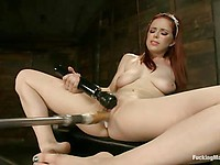 penny pax fucking machine