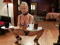 Simone Sonay other hot babes filled with cocks and other toys during kinky and rough sex.